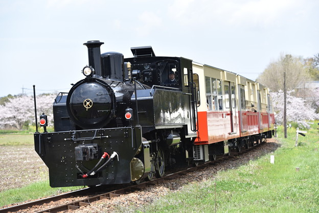 小湊鐵道 里山トロッコ 3号