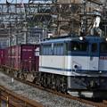 貨物列車 (EF652085)