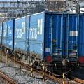 Photos: 貨物列車 (TOYOTAのコンテナ)