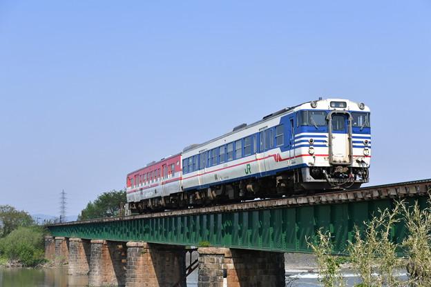 磐越西線普通列車 (キハ47)