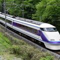 写真: スペーシア、この列車は、なに?(時刻表に載ってない)