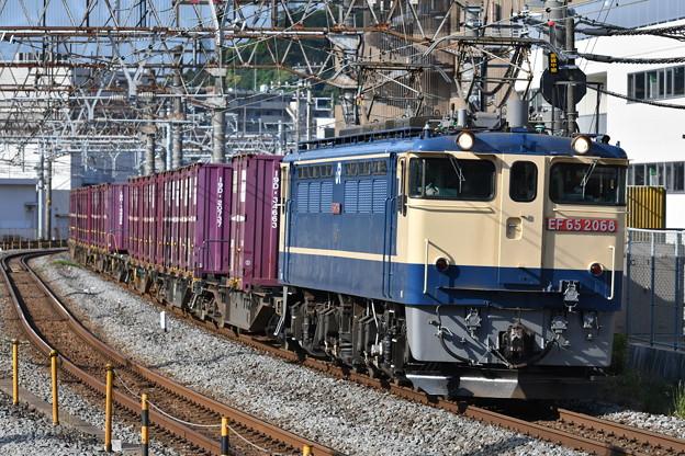 貨物列車 (EF652068)
