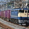 写真: 貨物列車 (EF652068)