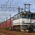 写真: 貨物列車 (EF652084)