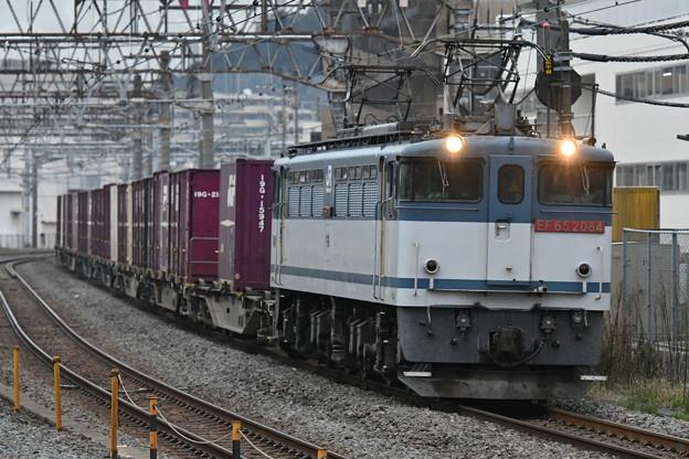 貨物列車 (EF652084)