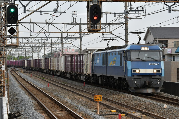 貨物列車 (EH200-3)