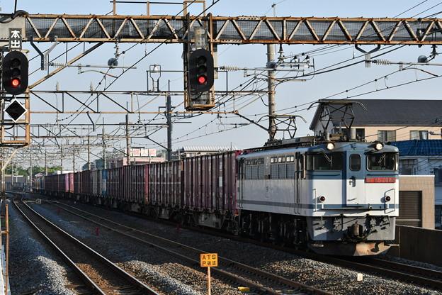 貨物列車 (EF652088)