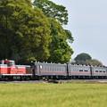 Photos: 真岡鐵道 回送列車 (DE101535)