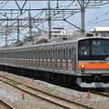 武蔵野線 普通列車 (205系)