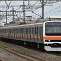 Photos: 武蔵野線 普通列車 (209系)