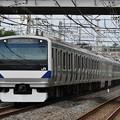常磐線 普通列車 (E531系)