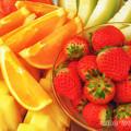 写真: フルーツ盛り合わせ