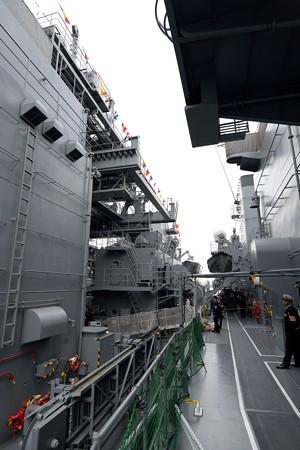 海上自衛隊 訓練支援艦 くろべ -2
