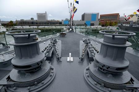 海上自衛隊 訓練支援艦 くろべ -5