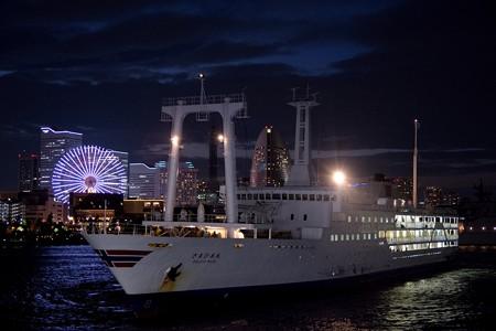 東京湾夜景航路-2