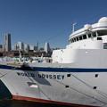 Photos: World Odyssey 横浜初入港 -6