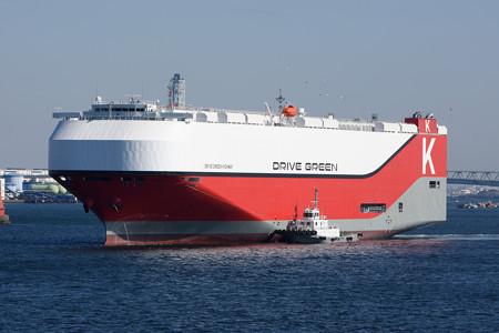 DRIVE GREEN HIGHWAY 横浜初入港 -3