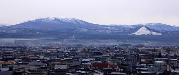 雪の八甲田山-1