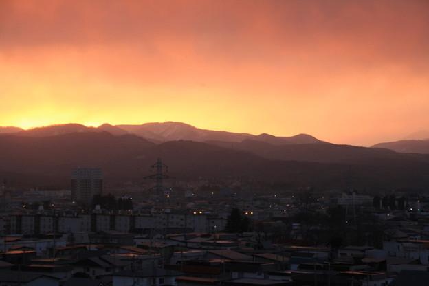 Photos: 夜明け01