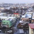 写真: 北側の雪景色02