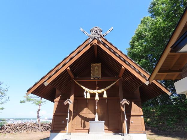 上野幌神社