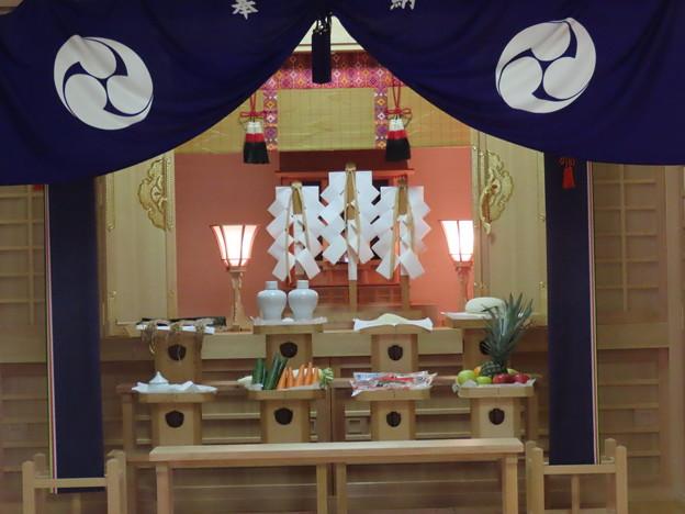 上野幌神社神社祭りIMG_0323