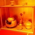 秀吉金の茶室