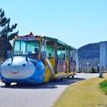 写真: 公園内バス
