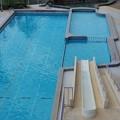 Photos: 誰もいないプール