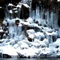 三十槌の自然氷柱3