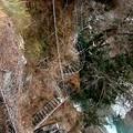 大滝発電所に下りる階段風景2