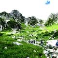 千畳敷カールの風景9