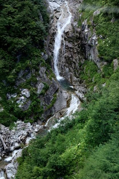 駒ヶ岳の滝9
