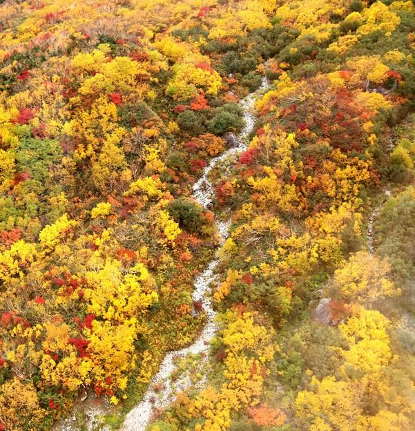 大観峰よりの紅葉風景23