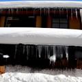 湯檜曽の氷柱風景2