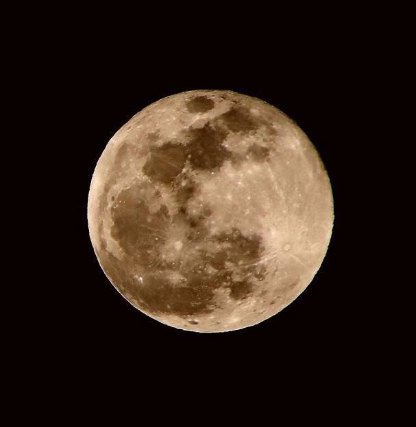 満月(20190121)