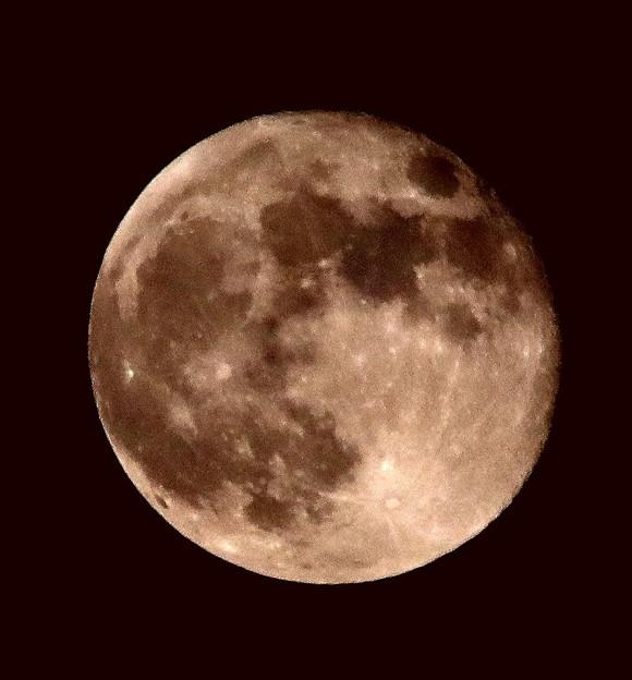 十六夜の月(令和元年6月18日)