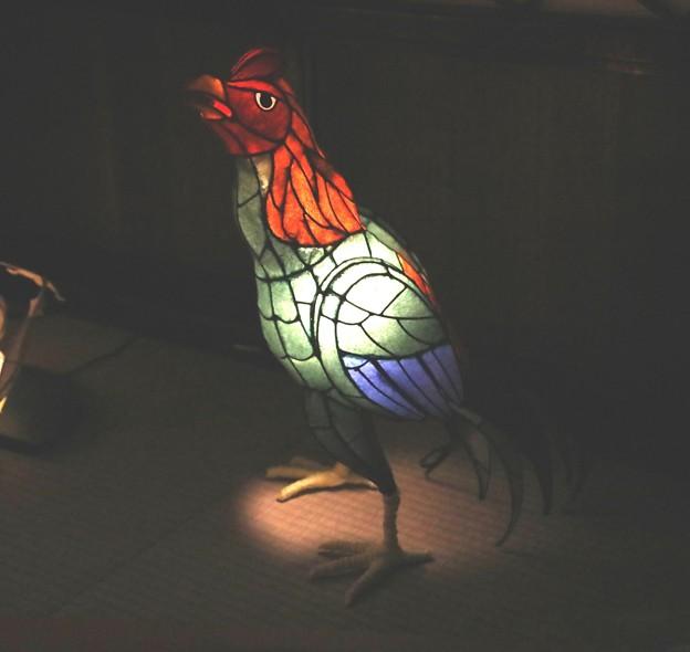 鶏のあかり