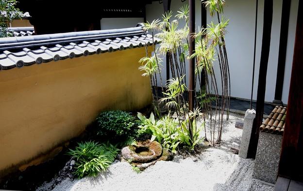龍源院の中庭の石庭2