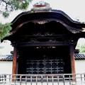 龍源院の境内の寺院