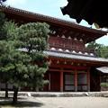 龍源院の境内の寺院2
