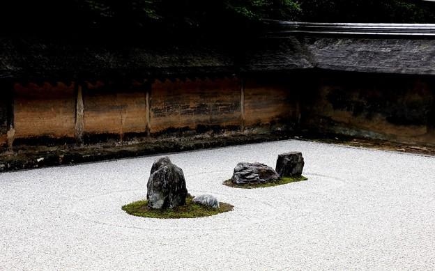 龍安寺の石庭1