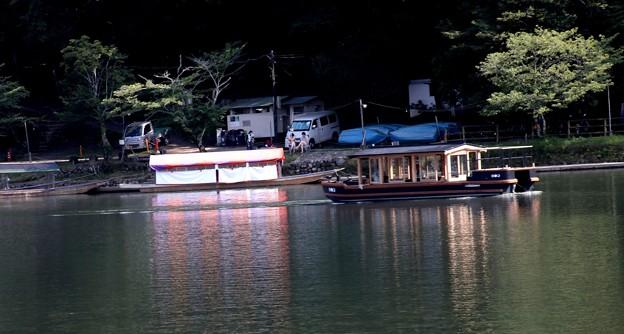保津川風景