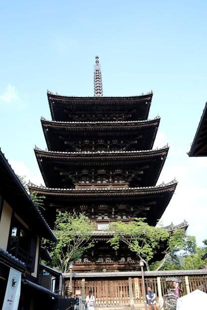 八坂の塔(法観寺)