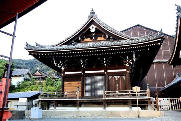 清水寺の寺院風景