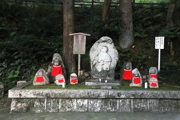 清水寺の野仏