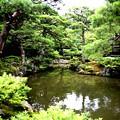 銀閣寺錦鏡風景5