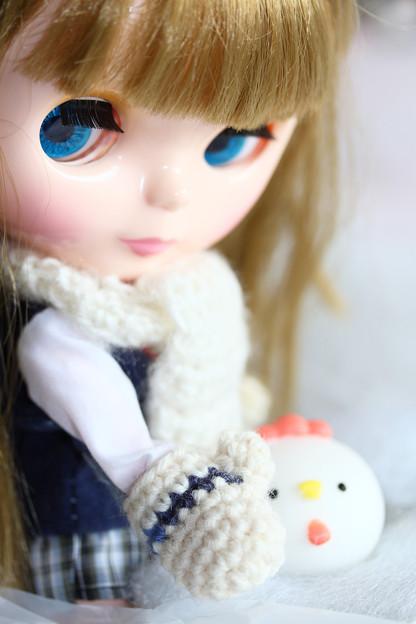 第130回モノコン「雪鶏」
