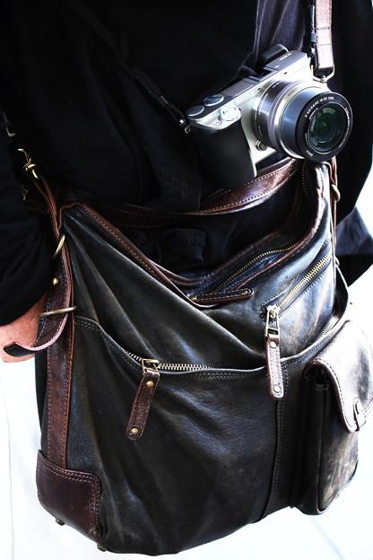 写真: 第132回モノコン 「The bag」