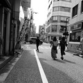 Photos: 闊歩